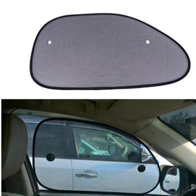 Side Window Sunshade Cover Screen Solar UV Protection Car Window Protector 2pcs