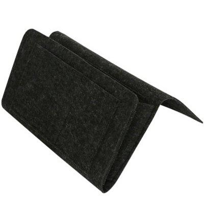 Simple Felt Bedside Multi-function Bedroom Sofa Finishing Storage Bag
