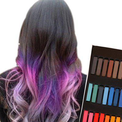 36 Color Simple Hair Dye Pen