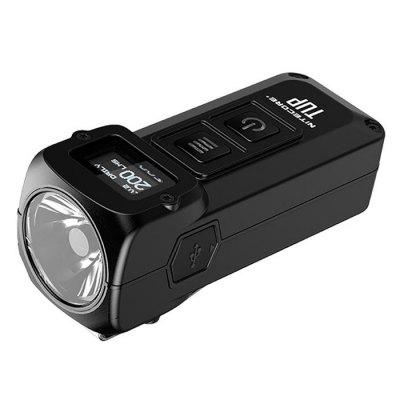 NITECORE TUP Portable 1000lm EDC Pocket Flashlight