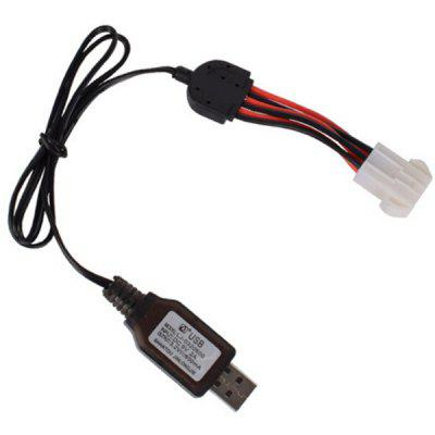 Lithium Battery USB Charging Cable