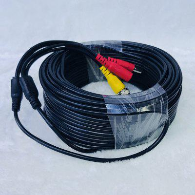 25m Power Video BNC Extension Cable