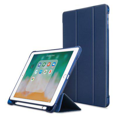 9.7 Inch TPU Anti-fall Tablet Holster for iPad Air 1 / 2