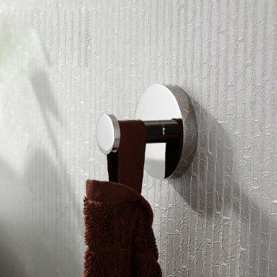 BATHINF Silver Glossy Series 304 Stainless Steel Bathroom Accessories Hook