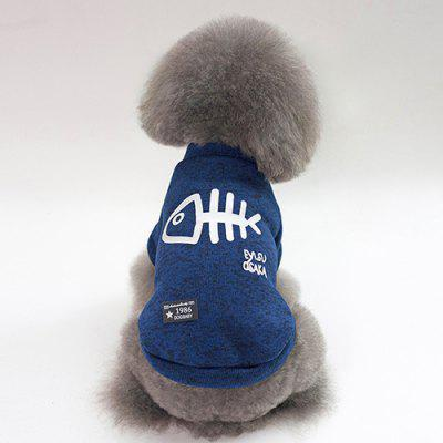 Autumn and Winter Pet Clothing Sweater