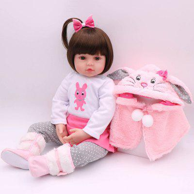 NPK Soft Real Touch Silicone Rebirth Baby Birthday Christmas Gift