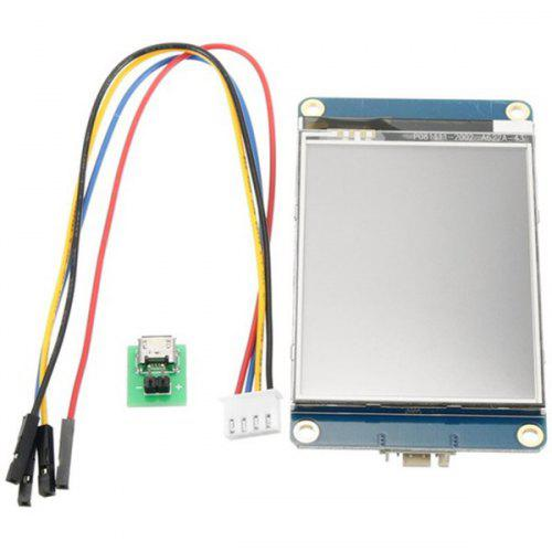 HMI Intelligent UART Serial Touch TFT LCD Module Panel for Arduino Kits