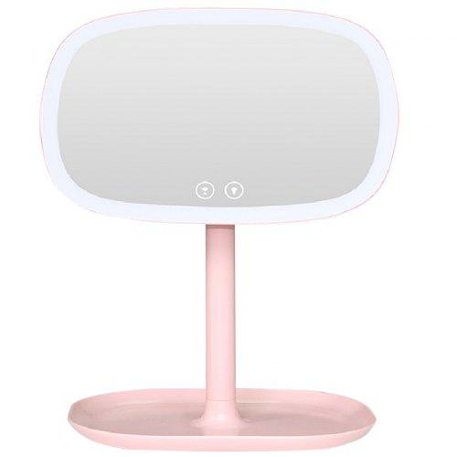 Utorch Table Lamp Makeup Mirror for Desk Decoration LIGHT PINK