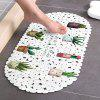 M68 Creative Bathroom Non-slip Mat - MILK WHITE