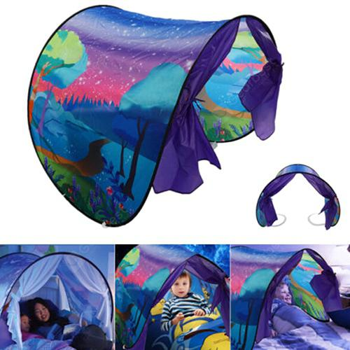 Dream Star Tent Foldable Tent Infant Imagination Tent - Multi-A Forest
