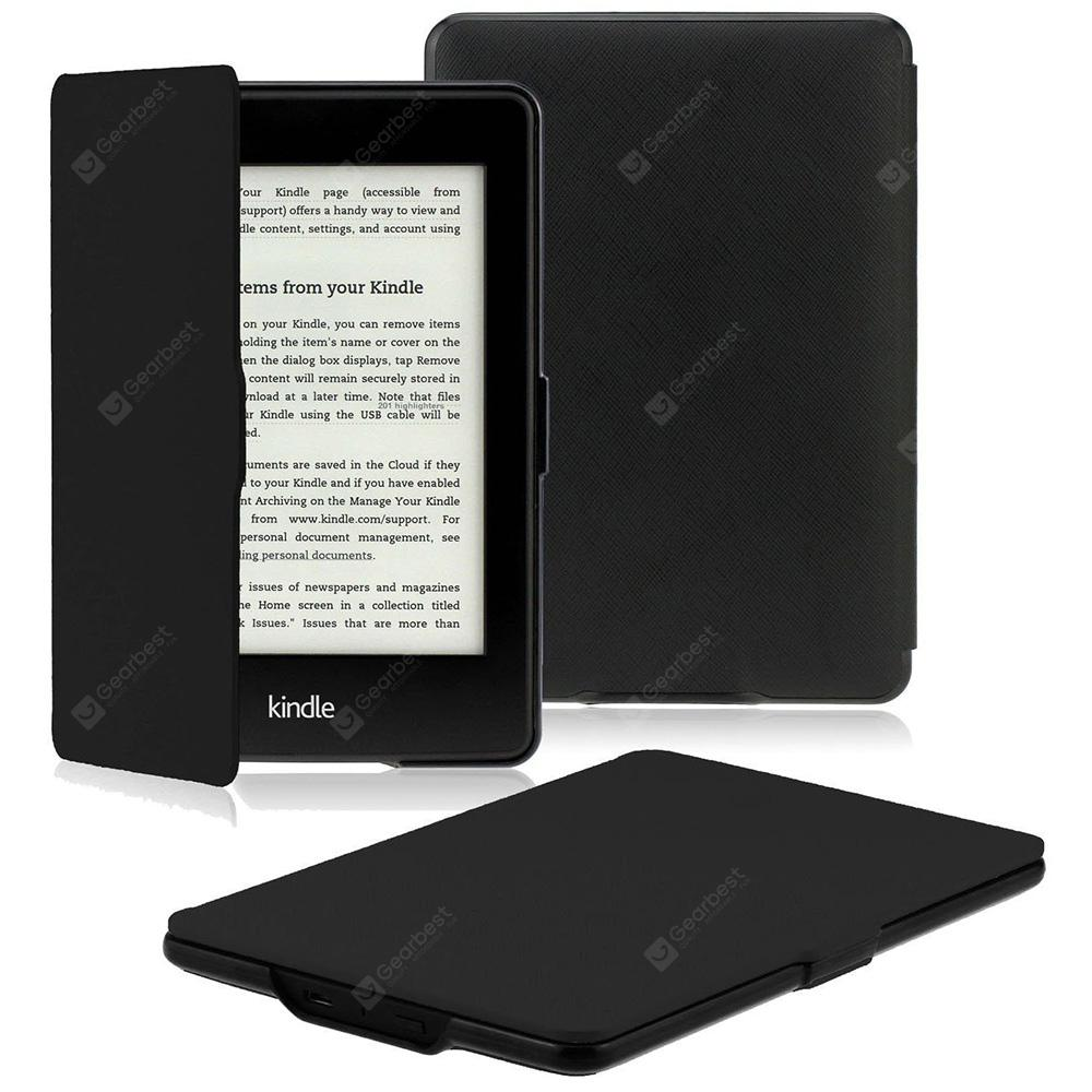 Solid Color Slim Laptop Case for Kindle Paperwhite1 / 2 / 3 / 958 / 899