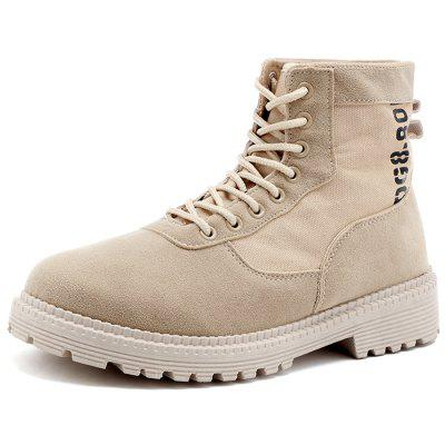 610 British Style Casual Fashion Men Boots