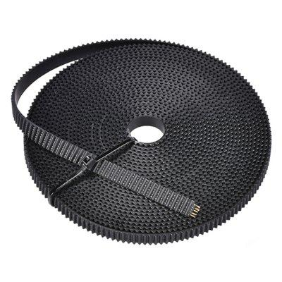 GT2 Open Timing PU Belt Width 6mm for Reprap 3D Printer Parts