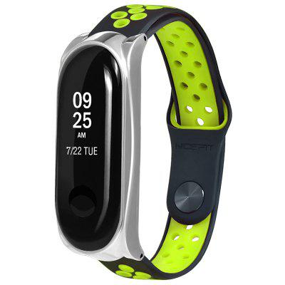 TAMISTER Buckle Metal Replacement Wristband do Xiaomi Mi Band 3