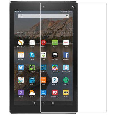 8 inch Straight Edge Explosion-proof Tempered Glass Film for Kindle Fire Hd8
