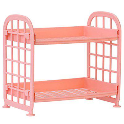 SN0097 Kitchen Bathroom Storage Rack