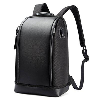 BOPAI 751-006191 Men USB External Charging Anti-theft Travel Laptop Backpack