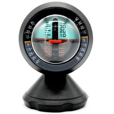 Practical Car Vehicle Slope Meter