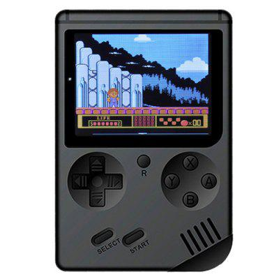 Clássico Nostálgico Retro Handheld Upgrade Mini Game Console FC