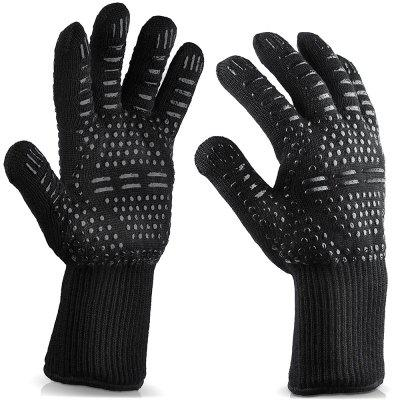 500 / 800 Degree Barbecue Oven High Temperature Gloves