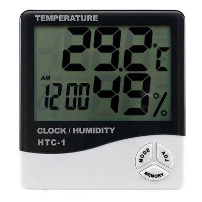 Large Screen Home Thermometer Hygrometer High Precision