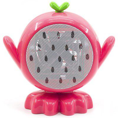 Fruit Shape Mini Electric Heater