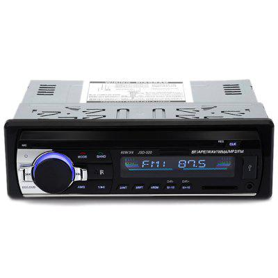 JSD - 520 Car Audio Stereo MP3 Player