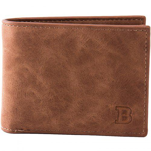 Men Fashion Simple Wallet