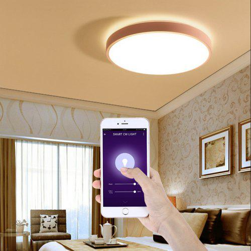 Utorch PZE - 959 - XDD Smart Voice Control LED Ceiling Light 72W AC 220V