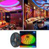 LED WiFi APP Smart Voice Epoxy Waterproof Light Strip - BLACK