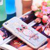 TPU Full Soft Anti-fall Quicksand Transparent Owl Mobile Phone Case for Xiaomi Redmi Note 5A - SILVER
