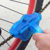 Outdoor Portable Mountain Bike Chain Cleaner Bicycle Repair Tools - BLUE
