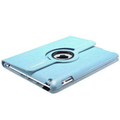 9.7-inch Lychee 360-degree Rotating Leather Case for iPad Air 2 ( iPad 6 )