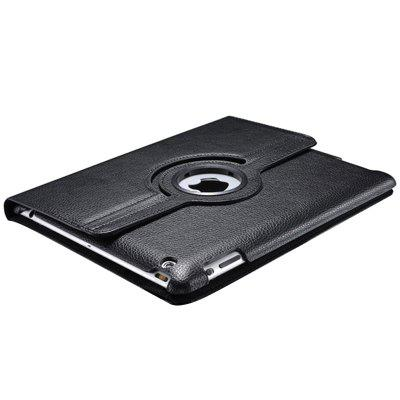 9.7-inch Lychee 360-degree Rotating Leather Tablet Cover for Apple iPad 2 / 3 / 4