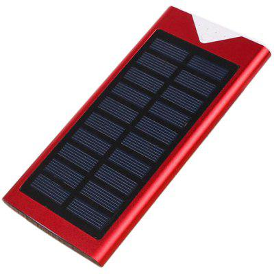 7 - LBE4562 - I26.4.124 Solar Mobile Power Polymer Cell Phone Charging Treasure