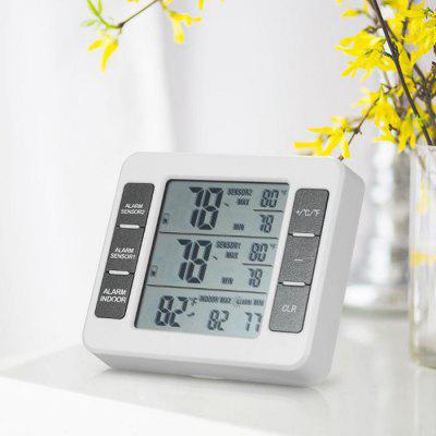 Home Wireless Indoor and Outdoor Weather Thermometer