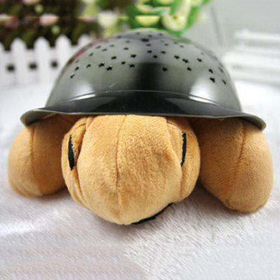 Turtle Shape Star Projection Light for Decoration
