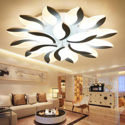 Simple Modern Square LED Ceiling Lamp