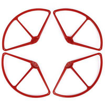 Remote Control Aircraft Drone Propeller Protection Ring for DJI Phantom 2 4pcs