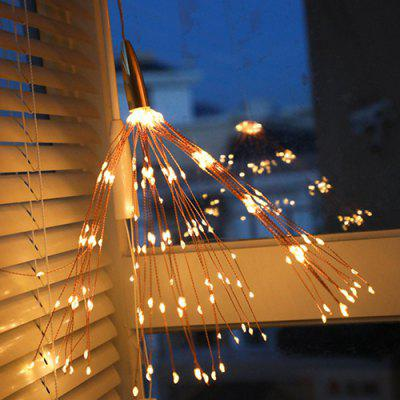 LED Fireworks Style Outdoor Garden Lamp