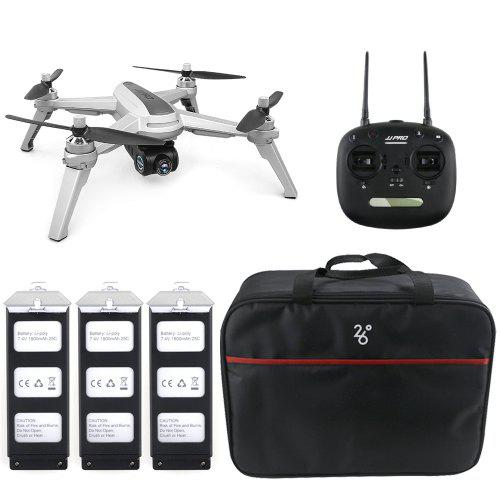 JJPRO X5 5G WiFi FPV RC Drone GPS Positioning Altitude Hold 1080P Camera