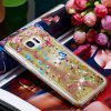 Full Soft Anti-fall Sandpaper Tower Transparent Mobile Phone Case for Samsung Galaxy S7 Edge - MULTI-A