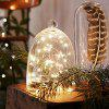 Christmas Decoration Light without Battery - WARM WHITE