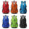 Outdoor Waterproof Backpack Sports Travel Climbing Bag - BLACK
