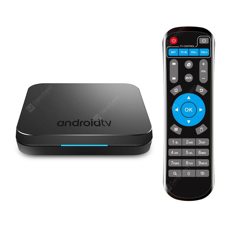 MECOOL KM9 Android 9.0 TV Box /4+64G