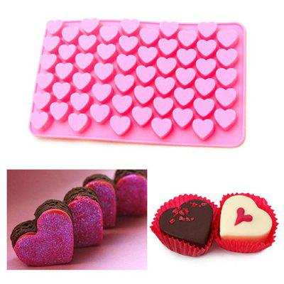 Silicone 55 Even Love Cake Baking Mold