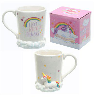 Animal Model Unicorn Creative 3D Mug