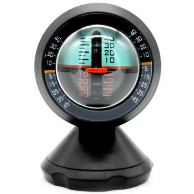 Simple Car Vehicle Slope Meter