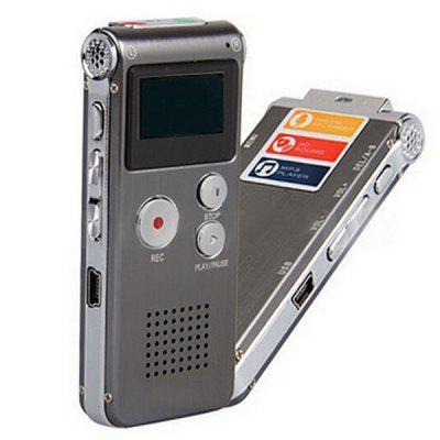 Tragbarer Digitaler Voice Recorder