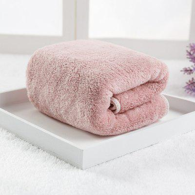 Double-sided Coral Fleece Microfiber Towel